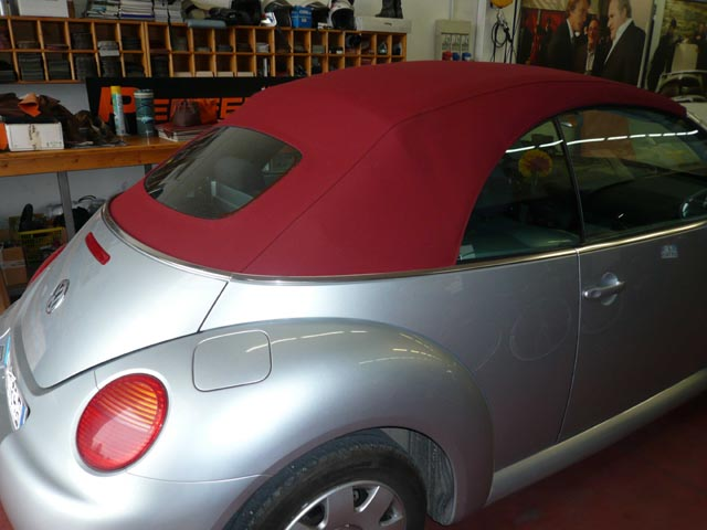 Capote new beetle